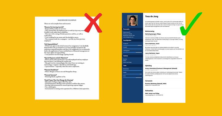 Hoe schrijf je een CV als student (met voorbeelden)