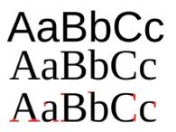 beste lettertype op cv